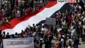 En Syrie, le 19 août 2011.
