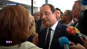 """Hollande dans son fief pour rendre hommage aux """"99 pendus de Tulle"""""""
