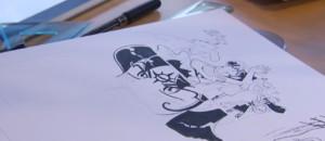 Le 20 heures du 8 février 2015 : Mangas et comics, les Français s'y mettent aussi - 2290.874