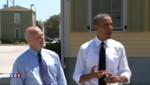 """Ouragan Katrina : Obama assiste à la """"renaissance"""" de la Nouvelle-Orléans"""