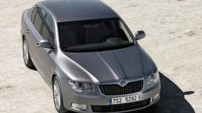 SKODA Superb 2.0 TDI 140 CR FAP Active - 2011
