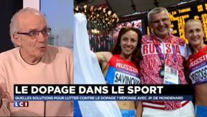 """Dopage : """"La Russie avait des laboratoires secrets pour contourner les contrôles"""""""