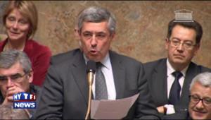 Henri Guaino a violemment critiqué Jean-Marc Ayrault lors des questions au gouvernement.