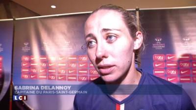 L'équipe féminine du PSG en finale de la Ligue des champions : la réaction des joueuses