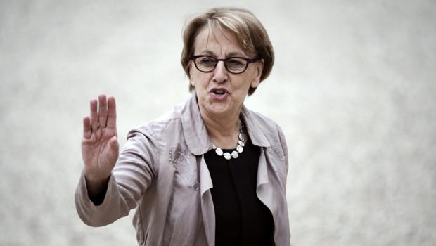 Marylise Lebranchu, le 17 mai 2012.