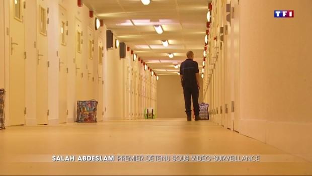 Salah Abdeslam sous haute surveillance : les conditions de sa détention