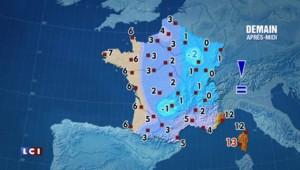 Vents violents : vigilance orange dans l'Aude et les Pyrénées-Orientales