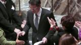 Mariage gay: des opposants empêchent par la force un débat