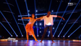 Une fusion Rumba / Danse Contemporaine pour Corneille et Candice Pascal sur « All Of Me » (John Legen)