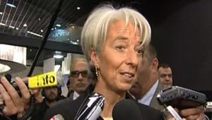 Christine Lagarde Economie