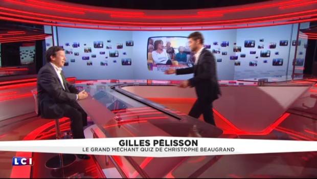 """Gilles Pélisson: """"il faut câliner les animateurs"""" !"""