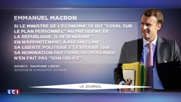 Macron joue à cache-cache avec Hollande à Chartres