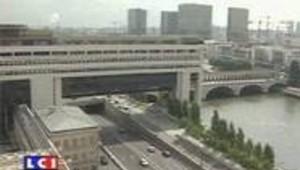 Ministère de l'économie Bercy