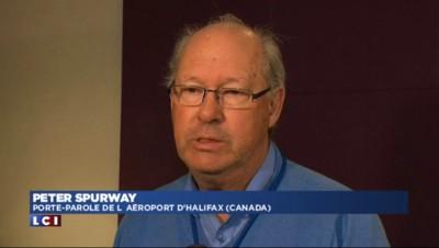 """Sortie de piste à Halifax : """"L'appareil est hors de la piste"""""""