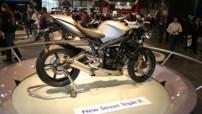 Triumph Street Triple R - 2009 - Profil