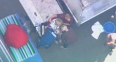 Une maquilleuse blessée par un singe sur le tournage de Pirate des Caraïbes, le 30 juin 2015.
