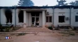 """Afghanistan : Barack Obama présente ses """"condoléances"""" après le bombardement d'un hôpital de MSF"""
