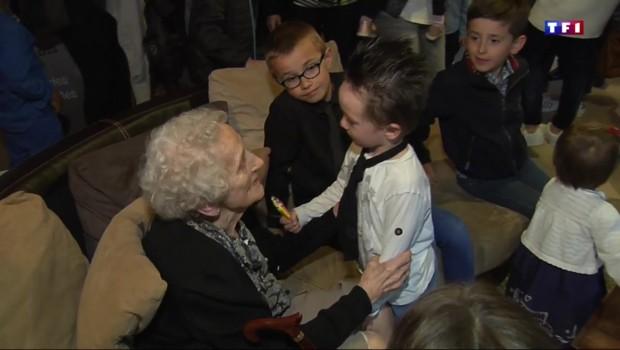Charlotte a 14 enfants et 31 petits-enfants : la centenaire sera bien entourée pour la fête des mères