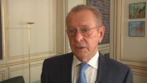 Le défenseur des droits Dominique Baudis.