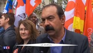 Loi Travail : les leaders syndicaux battent le pavé