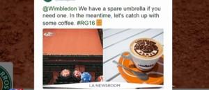 Parapluies et colère des joueurs, triste journée sous la pluie à Roland-Garros