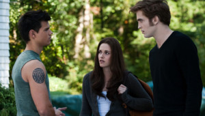Twilight - Chapitre 3 : Hésitation - David Slade, Taylor Lautner, Kristen Stewart, Robert Pattinson