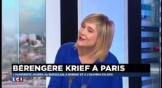 Bérengère Krief imite Cristina Cordula sur LCI