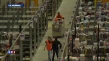 Grève chez Amazon: la CGT demande une hausse des salaires et du temps de pose