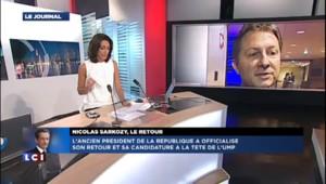 """Huygue : """"La première phase du grand big bang de la politique française"""""""
