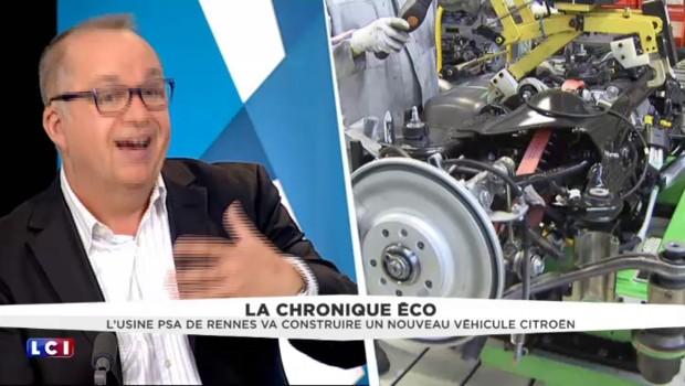 L'usine PSA de Rennes sauvée grâce à la production d'un nouveau crossover