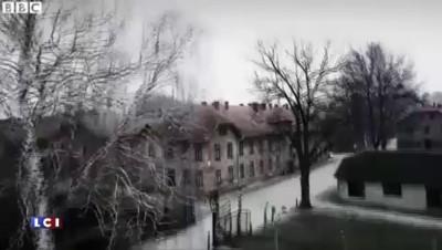 Libération d'Auschwitz : une vidéo filmée par drone pour le 70e anniversaire