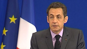 Nicolas Sarkozy budget Economie