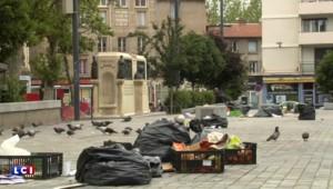 Poubelles débordantes, odeur pestilentielle.... Saint-Etienne asphyxiée par la grève des éboueurs