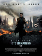 Affiche du film Star Trek Into Darkness