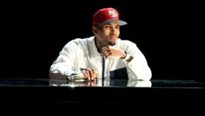 Chris Brown à Los Angeles en juin 2015