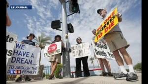 Exécution ratée en Arizona, la polémique relancée sur l'injection létale