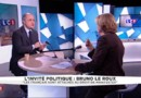 """""""La démocratie est touchée"""" : Bruno Le Roux """" lance un cri d'alerte"""""""