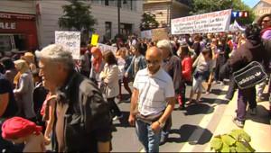 Le 20 heures du 1 juin 2013 : A Marseille, une marche contre la violence - 656.0479999999998