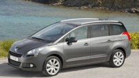 PEUGEOT 5008 1.6 HDi 112ch FAP BVM6 Business Pack 5pl - 2010