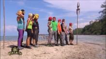 Surprise ! Teheiura et Freddy rejoignent les concurrents et constituent leur équipe