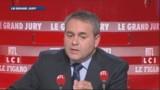 """Bertrand : si Sarkozy """"revient sur son engagement"""", il devra passer par les primaires"""