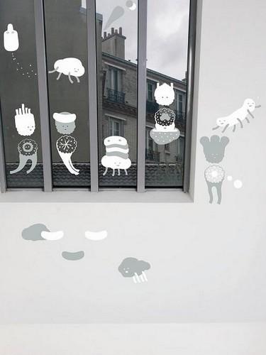 Décorer une fenêtre