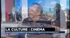 """Arnaud fait son deuxième film : """"L'histoire d'un homme qui a du mal à accoucher de sa vie"""""""