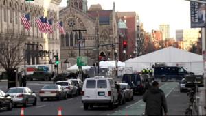Boston, le 16 avril 2013, au lendemain matin des attentats