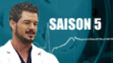 Grey's Anatomy Saison 05 sur TF1 Vision