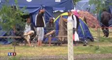 Le parcours de réfugiés sur la route de l'Europe