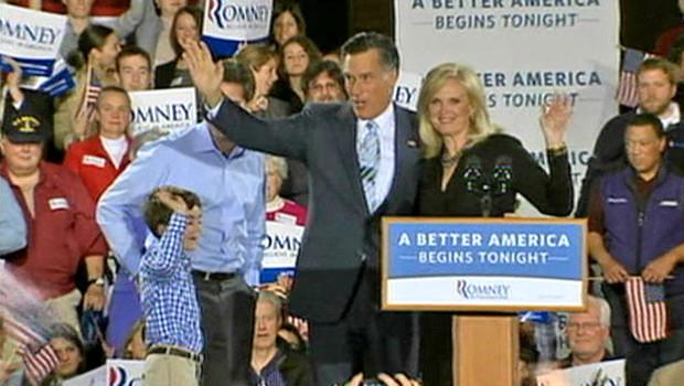 Mitt Romney, le 24/4/12