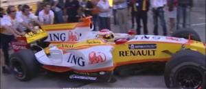 Renault fait son grand retour en Formule 1
