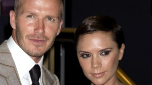 David et Victoria Beckham