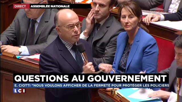 Attentats : quand Cazeneuve salue le ton employé par un député UMP - TF1
